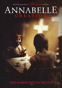 annabelle creation dvd 2017 ebay