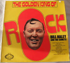 Bill Haley - The Golden King of Rock - Hallmark SHM 773