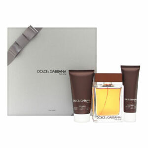 00343aa1146 Image is loading Dolce-Gabbana-The-One-for-Men-3-PC-
