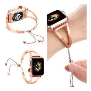 Watch-Strap-Stainless-Watchband-Band-Bracelet-For-Apple-Watch-4-3-2-1-40m-iWatch
