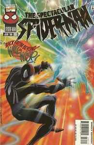 SPECTACULAR-SPIDER-MAN-235-Marvel-Vol-1-N-M-Never-Read-NOS-Dragon-Man-Cameo