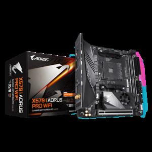 NEW Gigabyte X570 I AORUS PRO WIFI Motherboard CPU AM4 AMD