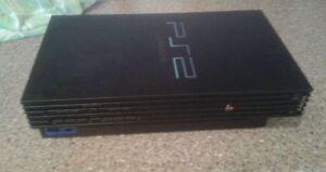 Consola Ps2  Playstation 2 Sony + 1 año de garantia+ Mando+ juego FORMULA ONE 06