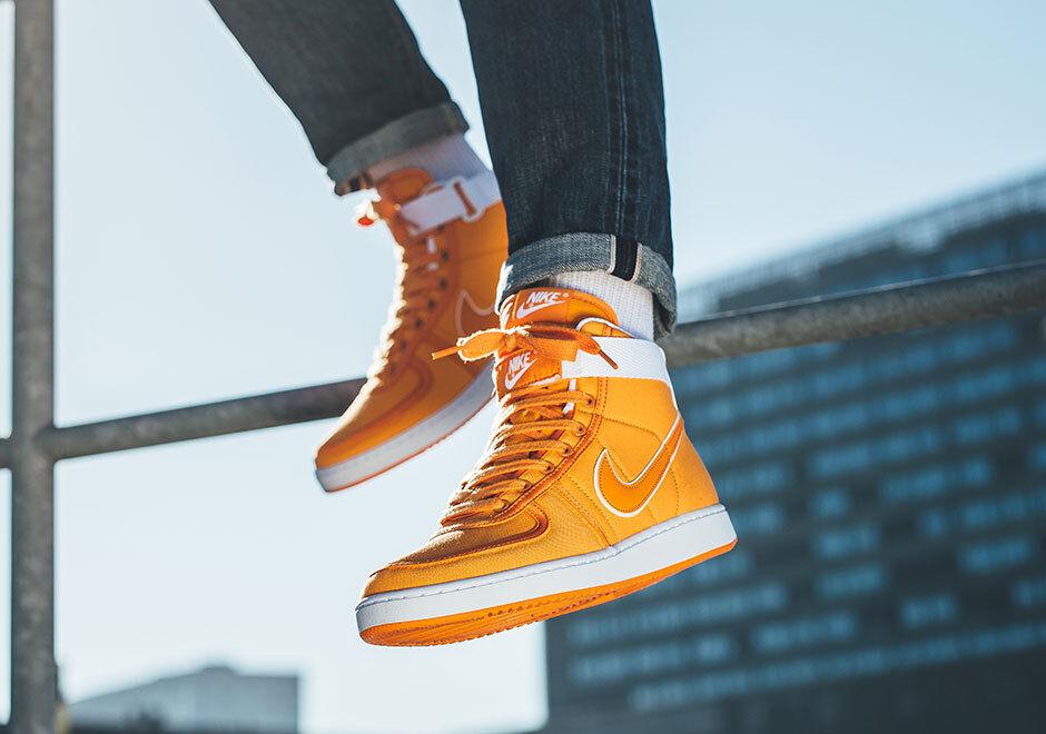 Nike Vandal 11. High Supreme lienzo QS tamaño 11. Vandal