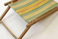 alte Fußablage für Liegestuhl Liege Stuhl, vintage, retro TOP Deko