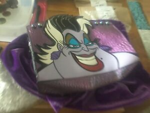 Spectrum-X-Disney-Villains-Ursula-Little-Mermaid-Makeup-Bag-BNWT