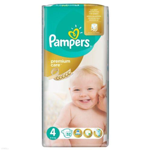 PAMPERS Premium Care Maxi Gr.4 8-14 kg 52-312 Windeln // Packung