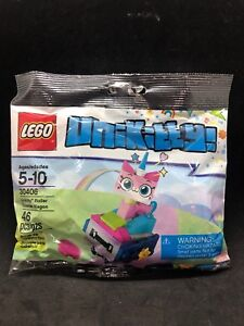 Lego Unikitty Roller Coaster Wagon Set Sealed New