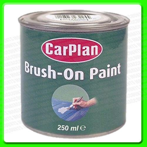 Matt Black Paint Tin 250 ml Brush On [MBF250]