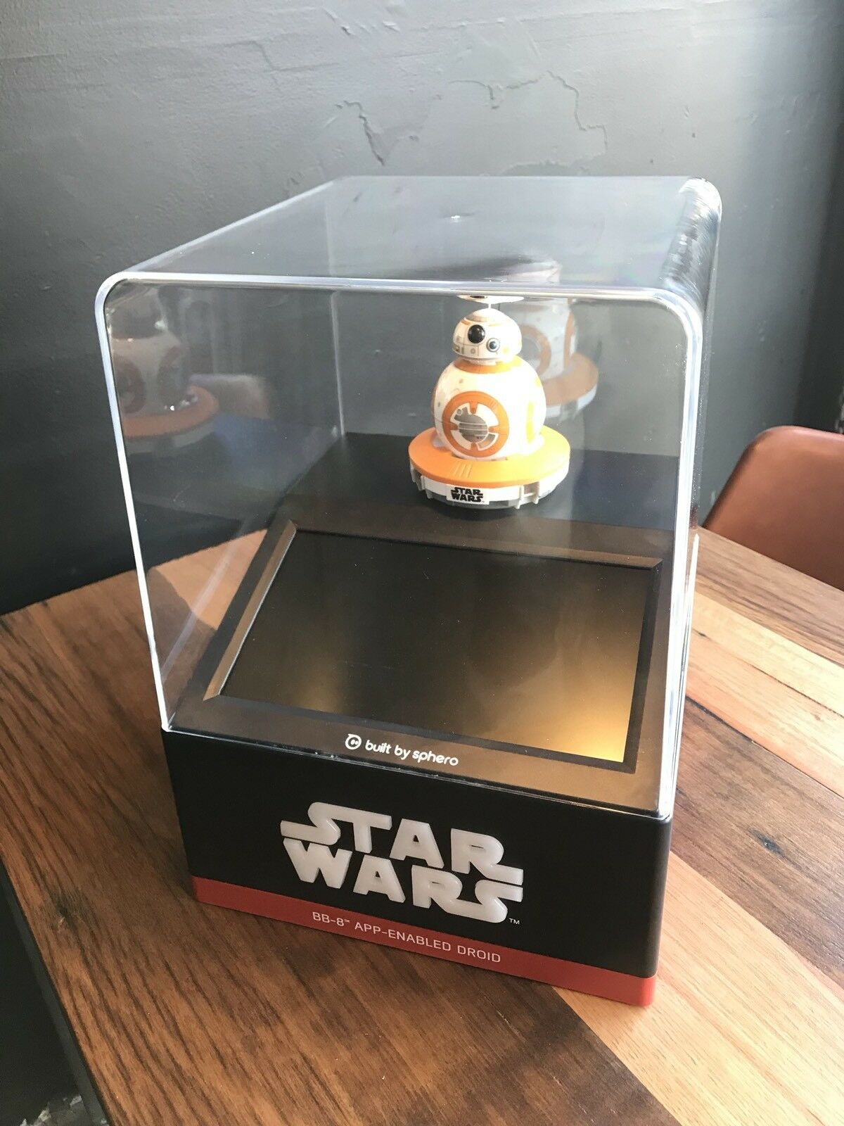 Sphero Star Wars Bb8 Shop Display Brand Nuovo In Box.