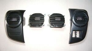 Air-Condition-Vent-Ventilator-Grille-Set-for-07-11-Isuzu-Dmax-D-max-Rodeo-Pickup