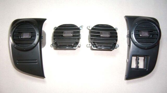 Air Condition Vent Ventilator Grille Set for 07-11 Isuzu Dmax D-max Rodeo Pickup