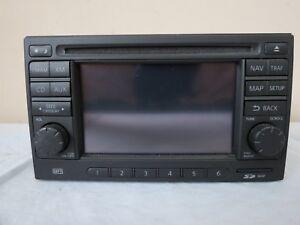 11-12-13-14-Juke-Cube-Versa-GPS-NAVI-XM-AM-FM-MP3-CD-SD-AUX-Player-Display-OEM