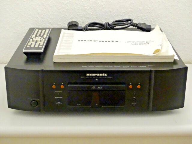 Marantz UD8004 High-End Blu-ray / SACD-Player, gepflegt w.NEU, 2 Jahre Garantie