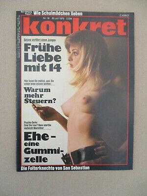 2019 Neuestes Design Konkret 1970 Jane Fonda Will Mcbride Sex Schulmädchen Spanien Ehe St. Pauli Fkk Diversifizierte Neueste Designs