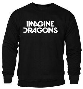 Radioactive Imagine Dragons Hoodie Indie Rock Band I Bet My Life Long Hooded