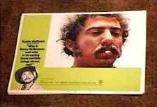 WHO IS HARRY KELLERMAN .... 1971 LOBBY CARD #7 DUSTIN HOFFMAN