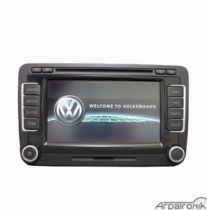 VW RNS 510 Navigation Reparatur