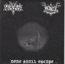 Azaghal /  Sael  ‎– None Shall Escape...  7""