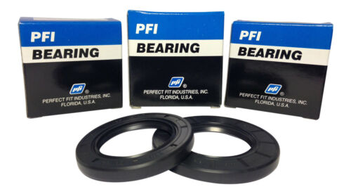 ZX6R 98-02 G1 G2 J1 J2 ZX636A 1P PFI USA COMPLETE REAR WHEEL BEARINGS /& SEAL KIT