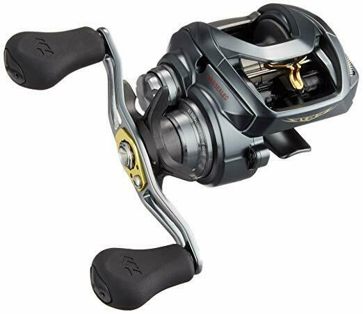 Daiwa 17 Steez A TW 1016H Right casting reel F S from Japan