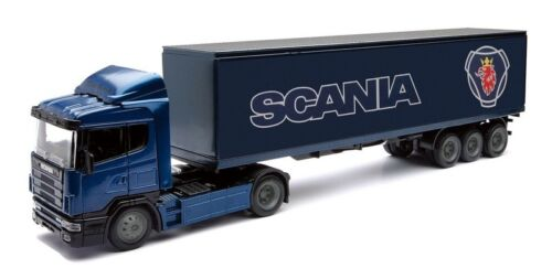 Scania R 124/400 40' conteneur 1/43 New Ray