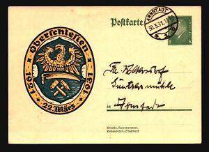 Germany-1934-Arnstadt-Metered-Cover-Z17201