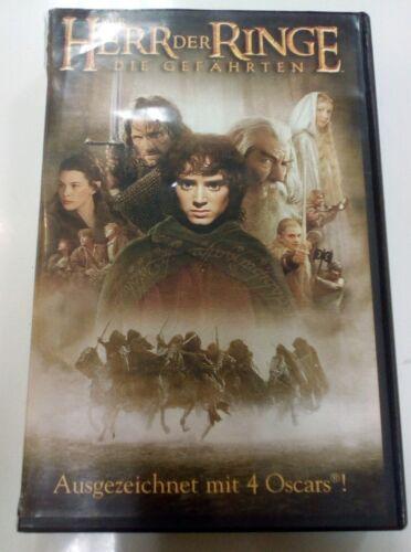 1 von 1 - Der Herr der Ringe - Die Gefährten (2002) VHS Kaufkassette