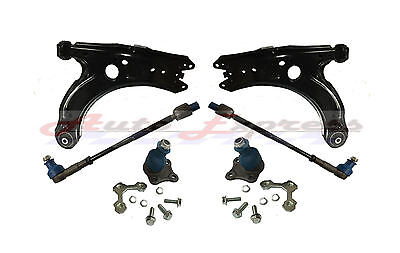 Volkswagen Control Arm Kit Front Lower Ball Joint & Tie Rod  Beetle Golf Jetta