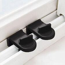 Kid Safe Security Sliding Window Door Sash Lock Restrictor Safety Catch SL