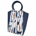 Sachi Style 229 Insulated Lunch Bag Feathers
