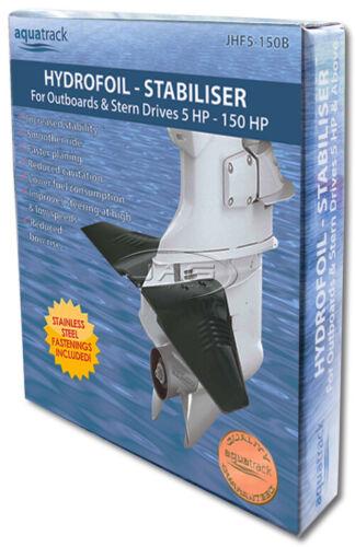FOR 5-150HP AQUATRACK PERFORMANCE HYDROFOIL OUTBOARD MOTOR STABILISER BOAT