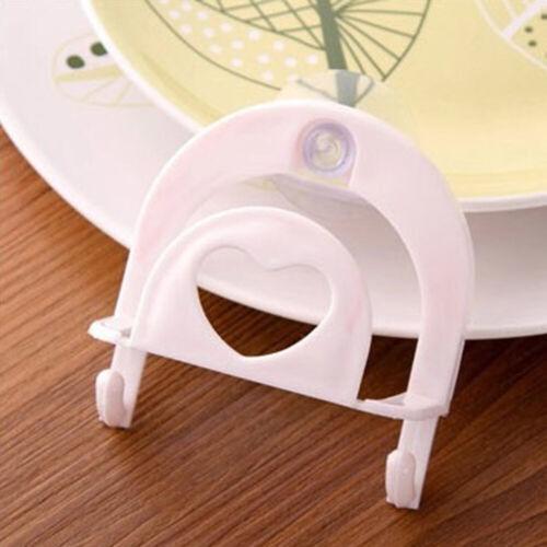 Sponge Holder Suction Cup Convenient Home Kitchen Holder Tools Gadget Decor Z