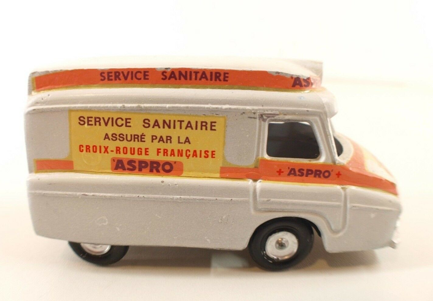 Salza Citroen H Ambulanza Tour di Francia Aspro Croce red 11 CM