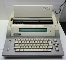 Smith Corona Pwp 57d Personal Word Processor Electronic Typewriter Tested Works