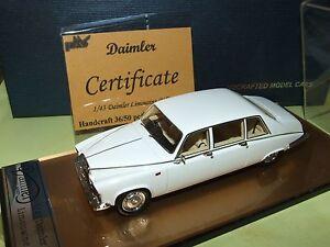 DAIMLER-DS-420-LIMOUSINE-Blanc-PMK-1-43-type-BBR-50-Pcs