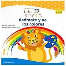Asomate y ve los colores / See and Spy Colors (Spanish Edition)
