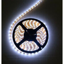 Pool Outdoor WaterProof LED Tape Lighting 5M 16 ft Strip 300 LEDs SMD 3528 WHITE