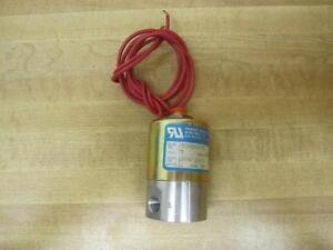 Skinner V53ADA1075 Solenoid Valve Red Wire
