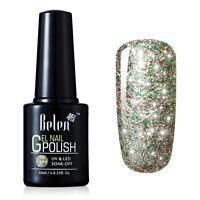 Belen Starry Gel Nail Polish Soak Off UV LED Glitter Super Bling Manicure Salon