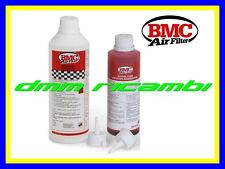 Kit Pulizia BMC per Filtri Sportivi in cotone K&N DNA SprintFilter LighTech WRP