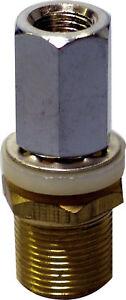 """2 X 3/8"""" Stud Mount Pour Hf Et Cb Antenne Antennes Fouets Heavy Duty-afficher Le Titre D'origine"""