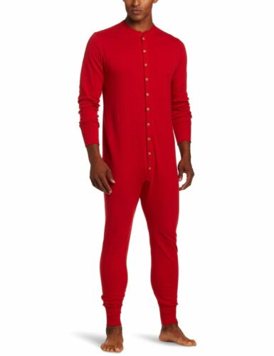 Duofold by Champion Mens Originals Wool-Blend Union Suit Best-Seller!