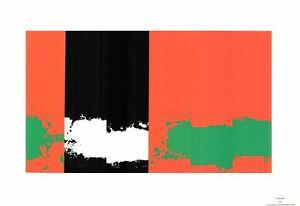 Katia-1965-by-Jacques-Hurtubise-24-X-36-034-Silkscreen-Serigraphie