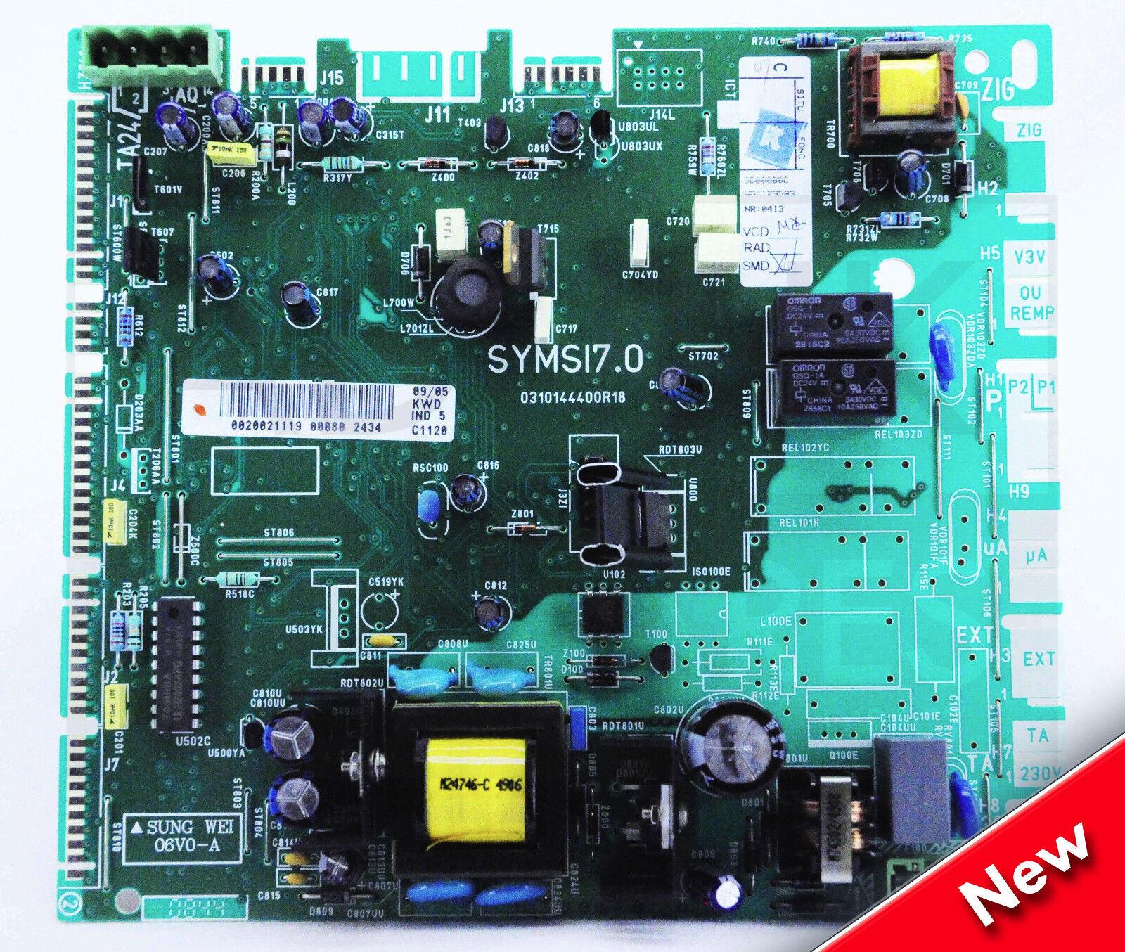 GLOWWORM 24CXI 30CXI 38CXI PRINTED CIRCUIT BOARD PCB 2000802731 ...