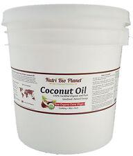 RAW 100 % EXTRA VIRGIN COCONUT OIL (1 GALLON)