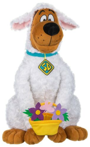 Scooby Doo Easter Day Plush Stuffed Animal