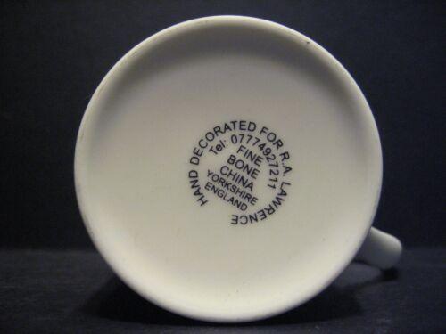 FERGUSON AUTUMN PLOUGHING TRACTOR Fine Bone China Mug Cup Beaker