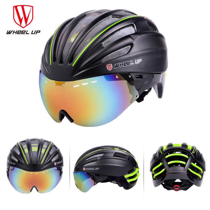Cycling Bike Helmet Double-layer EPS+ PC Ultralight Bicycle Helmet Aerodynamic