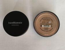 Bare Minerals Original SPF15 Foundation - Golden Tan - W30 - 8g - Free Post UK
